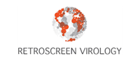 Retroscreen Virology logo
