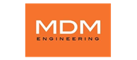 MDM Engineering logo